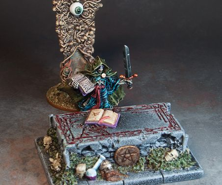 Fantasy: Lair of the Lich Lord